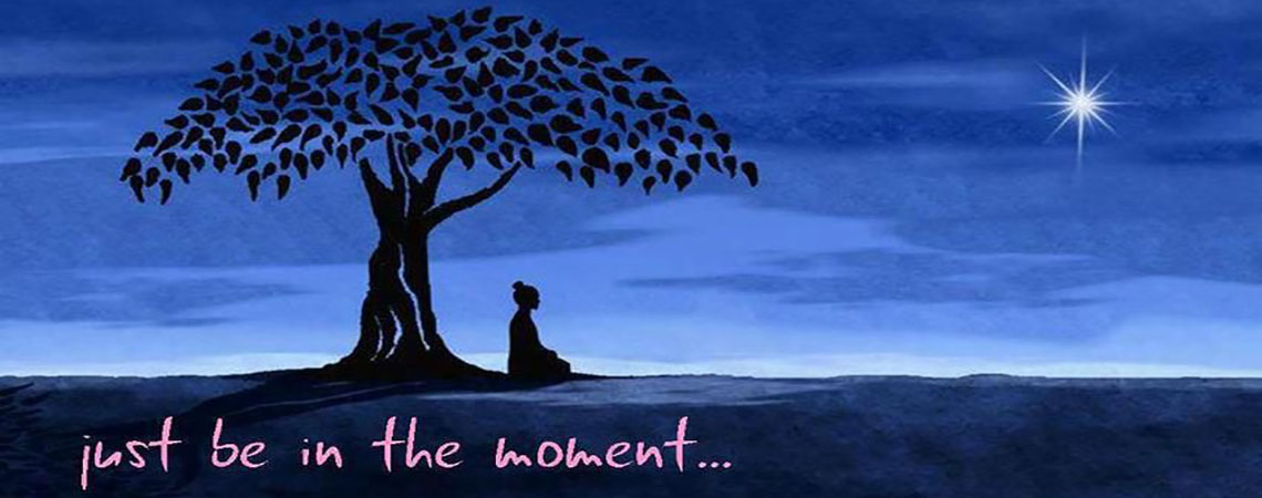 Just be in the moment 1140x450